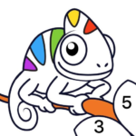 Chamy – Color by Number MOD APK 3.3.0 (Unlimited Money)
