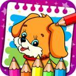 Coloring & Learn Animals – Kids Games MOD APK v1.137  (Unlimited Money)