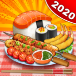 Cooking Max – Mad Chef's Restaurant Games MOD APK v2.5.3  (Unlimited Money)