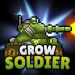 Grow Soldier – Idle Merge game MOD APK 4.0.7 (Unlimited Money)