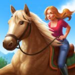Horse Riding Tales – Ride With Friends MOD APK 911 (Unlimited Money)