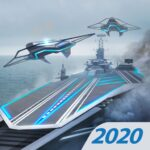 Pacific Warships: World of Naval PvP Warfare MOD APK 1.1.02 (Unlimited Money)