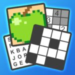 Puzzle Page – Crossword, Sudoku, Picross and more MOD APK 3.9  (Unlimited Money)