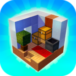 Tower Craft 3D – Idle Block Building Game MOD 1.9.7  (Unlimited Money)