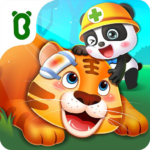 Baby Panda: Care for animals MOD APK 8.48.00.01 (Unlimited Money)