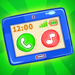 Babyphone & tablet – baby learning games, drawing MOD APK 2.3.9 (Unlimited Money)