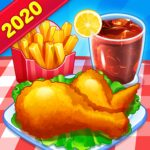 Cooking Dream: Crazy Chef Restaurant Cooking Games MOD APK 6.16.179 (Unlimited Money)