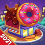 Cooking World: Casual Cooking Games of my cafe' MOD APK 2.2.0  (Unlimited Money)