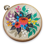 Cross Stitch Club — Color by Numbers with a Hoop MOD APK 1.4.38  (Unlimited Money)