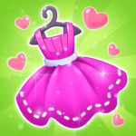 Fashion Dress up games for girls. Sewing clothes MOD APK 9.0.5 (Unlimited Money)