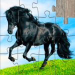 Horse Jigsaw Puzzles Game – For Kids & Adults 🐴 MOD APK 27.5 (Unlimited Money)