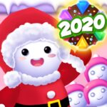 Ice Crush 2020 -A Jewels Puzzle Matching Adventure MOD APK 4.4.0 (Unlimited Money)