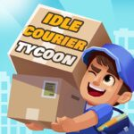 Idle Courier Tycoon – 3D Business Manager MOD APK 1.13.1 (Unlimited Money)