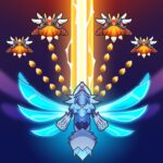 Sky Champ: Galaxy Space Shooter MOD APK 7.0.1 (Unlimited Money)