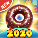 Sweet Cookie -2019 Puzzle Free Game MOD APK 1.5.6 (Unlimited Money)