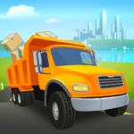 Transit King Tycoon – City Management Game MOD APK 4.14  (Unlimited Money)
