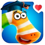 Zebrainy: learning games for kids and toddlers 2-7 MOD APK 7.8.6 (Unlimited Money)