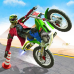 Bike Stunt 2 New Motorcycle Game – New Games 2020 MOD APK 1.43 (Unlimited Money)
