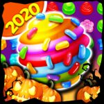 Candy Bomb Fever – 2020 Match 3 Puzzle Free Game MOD APK 1.7.0 (Unlimited Money)