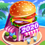 Cooking Marina – fast restaurant cooking games MOD APK 1.9.47 (Unlimited Money)