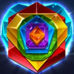 Magical Jewels of Kingdom Knights: Match 3 Puzzle MOD APK 1.9.2  (Unlimited Money)