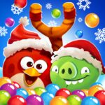 Angry Birds POP Bubble Shooter MOD APK 3.99.0 (Unlimited Money)