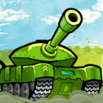 Awesome Tanks MOD APK 1.285  (Unlimited Money)