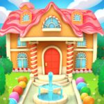 Candy Manor – Home Design MOD APK 30.0 (Unlimited Money)
