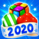 Candy Witch – Match 3 Puzzle Free Games MOD APK 16.9.5039 (Unlimited Money)