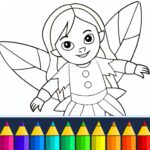 Coloring game for girls and women MOD APK 16.2.8 (Unlimited Money)