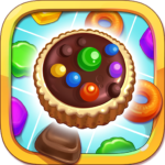 Cookie Mania – Match-3 Sweet Game MOD APK 2.1.35 (Unlimited Money)