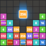 Drop The Number™ : Merge Game MOD APK 1.8.1 (Unlimited Money)