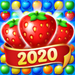 Fruit Diary – Match 3 Games Without Wifi MOD APK 1.27.2 (Unlimited Money)