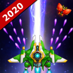 Galaxy Invader: Space Shooting 2020 MOD APK 1.70 (Unlimited Money)