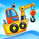 Game Island. Kids Games for Boys. Build House MOD APK 5.5.16 (Unlimited Money)