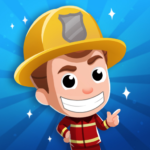 Idle Firefighter Tycoon – Fire Emergency Manager MOD APK 1.9(Unlimited Money)
