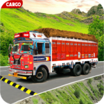 Indian Real Cargo Truck Driver MOD APK 1.69 (Unlimited Money)