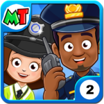 My Town : Police Station. Policeman Game for Kids MOD APK 3.00  (Unlimited Money)