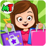My Town : Shopping Mall. Dress up Shopping Game MOD APK 1.15 (Unlimited Money)
