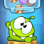 Om Nom Idle Candy Factory MOD APK 0.13 (Unlimited Money)