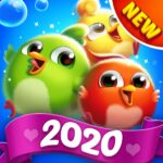Puzzle Wings: match 3 games MOD APK v2.4.2 (Unlimited Money)