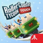 RollerCoaster Tycoon Touch – Build your Theme Park MOD APK 3.18.14 (Unlimited Money)