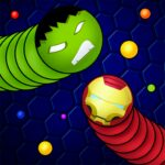 Snaky .io – Fun Multiplayer Slither Battle MOD APK 6.0.1 (Unlimited Money)