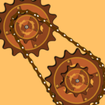 Steampunk Idle Spinner: Coin Factory Machines MOD APK 2.1.3  (Unlimited Money)