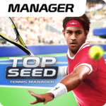 TOP SEED Tennis: Sports Management Simulation Game MOD APK 2.53.2 (Unlimited Money)