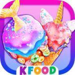 Unicorn Chef: Mermaid Cooking Games for Girls MOD APK 2.8  (Unlimited Money)