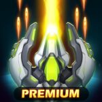 WindWings: Space shooter, Galaxy attack (Premium) MOD APK 1.0.22 (Unlimited Money)