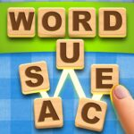 💚Word Sauce: Free Word Connect Puzzle MOD APK 1.226.9 (Unlimited Money)