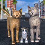 Cat Family Simulator: Stray Cute Kitty Game MOD APK 10.5 (Unlimited Money)