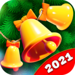Christmas Sweeper 3 – Santa Claus Match-3 Game MOD APK 6.6.0 (Unlimited Money)